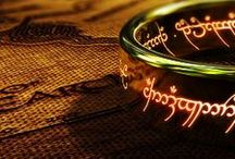Lord of the Rings/The Hobbit / by Shay