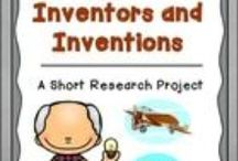 Short Research Projects / Ideas and inspiration for conducting short research projects - CCSS W.4.7