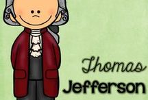 Social Studies - Presidents / Ideas and inspiration for teaching upper elementary students about the American presidents.