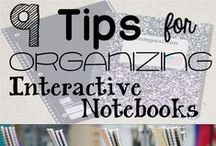 Interactive Notebooks / Ideas and inspiration for using interactive notebooks with elementary students.