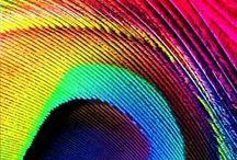 Colourful/Tyedye stuff