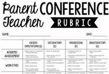 Conferences / Ideas and inspiration for parent-teacher conferences.