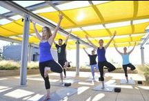Aurora Yoga at AHWC / AHWC offers a variety of yoga classes in Denver for all fitness levels. For more details about our yoga classes visit http://anschutzwellness.com/fitness/group-exercise-classes/yoga-classes