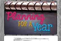 Lesson Plan Forms / Ideas and inspiration for lesson planning forms.