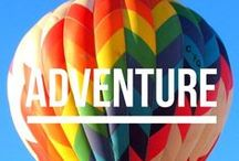 Adventure Around the World / Looking for adventure ideas to travel, explore and push out of the comfort zone? You're never too old to live big! Find adventures from around the world.