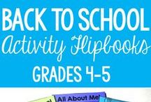 Back to School / Ideas and inspiration for back-to-school.