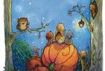 jaarfeesten herfst vrijeschool waldorf / by annemiek geertsma
