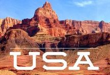 USA Travel / Traveling in the United States provides diverse opportunities. From the metroplotian centers of San Francisco and New York to the wide open expanse of the mid west. The USA has many astounding options for travel.