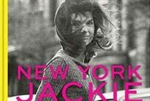 Jackie Kennedy in New York / by Sylvie Auger