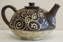 ' A cup of tea ? ' / Teiere