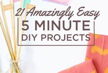D I Y s / Easy and beautiful DIY for you