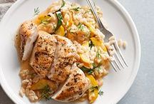 30 Minute Dinners / Short on time? These delicious recipes will come in handy on those busy nights.