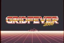 Grid Fever 2000 / Exceeding human capacity both mentally and physically.
