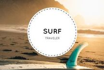 Surf Travel With Surfer Girl / The places, the waves... the joy!