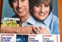 Diana in Magazine Covers