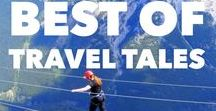 Best of Travel Tales / Find the best pins from our blog Travel Tales of Life. Trusted travel tips, best adventures and our favourite destinations around the world.
