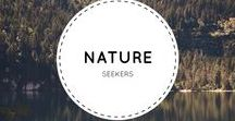 Nature Seekers / Find the perfect nature destination for your next travel.
