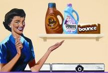 Mrs. Clean / Cleaning / by Michelle Dean Nelson