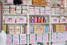Organization & Cool Storage Ideas / by Liana Marchetti