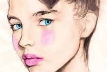 Beauty / by Samie Marilyn Steed