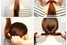 Hair styles / by Marie Dahl