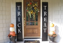 Halloween / by Kimberlee Maravilla-Richardson