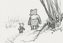 Hundred Acre Woods / by Alice Sharp