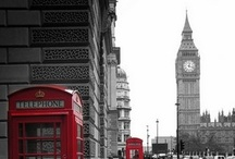Born American but a Brit by heart / by MaryAnn Seaman Phillippe