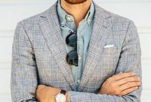 His Style / by Natasha/Scratch Paper Studio
