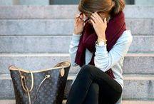 {Fall/Winter Fashion}