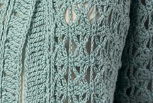 Crochet and Knitting - Garments / Crochet and knitting of things to wear that I dont have seoarate boards for / by Anne Moss