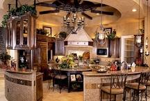 Kitchens & Pantry