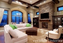 Livingrooms & Hallways/Stairs