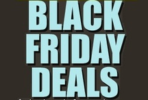 Fabulessly Frugal Black Friday Deals / by Diana Pierce