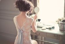 our love for the boudoir. / Things we love for the bedroom.