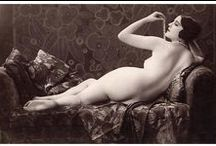 vintage erotica and smut / just a tad R rated. all things naughty..but nice. vintage erotica,  smut photography and vintage nudes.