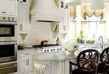 Eat. Pray. Love. / A collaboration of some of my favorite kitchens