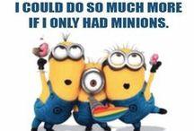 Minions! i want onee