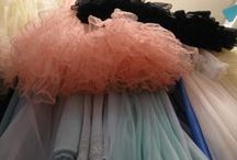 oodles & oodles of chiffon. / Just oodles and oodles of vintage lingerie!