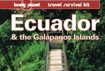 Ecuador and Peru / We are currently exploring the amazing country of Ecuador!  Wonderful people, beautiful flora and fauna, amazing food and coffee, and glorious mountain views!  If you are a traveler, explorer, put Ecuador on your list!  We will be visiting Peru to climb Machu Picchu in March 2016!