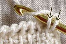 Crochet & Knitting Love / Crochet and knitting inspiration; tips, tricks and patterns. A girl can dream!