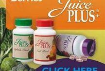 JUICE PLUS / www.mnelson.juiceplus.com / by Michelle Dean Nelson