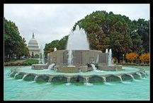 [Been there, done that in Washington DC] / Places I've been to in our nation's Capitol