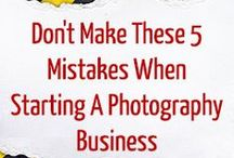 Photography Business Ideas / Photography Business Ideas