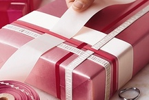 Gifts and giftwrapping
