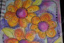 Art: creative journal