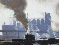 Industrial in Art