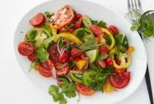 Low Carb: Salate