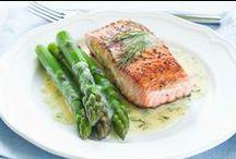Low Carb: Fisch / Meeresfrüchte