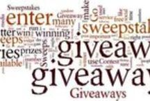 Sweepstakes/Giveaways / Comments and likes are appreciated. Thanks.  #Sweepstakes #Contest #Win #Enter #Giveaway  / by saleago